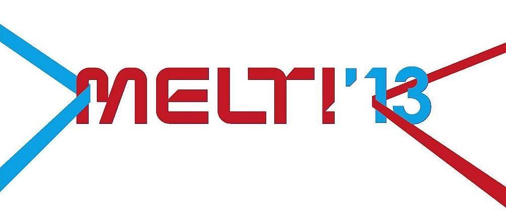 Melt! Festival Logo 2013