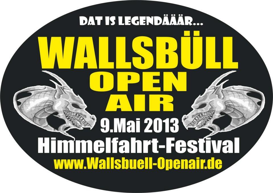 WALLSBÜLL OPEN AIR 2013
