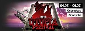 Utopia Festival Logo