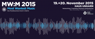 Most Wanted: Music #conference Banner