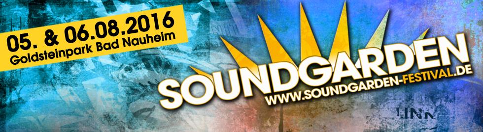 Soundgarden Festival 2016