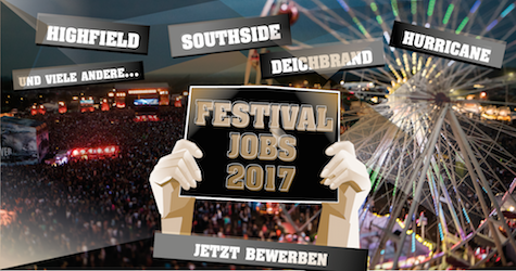 Team 412 - Festivals & Konzerte 2017
